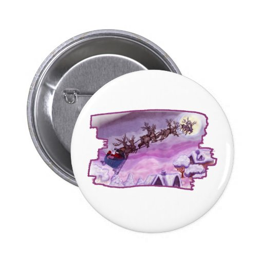 NIGHT BEFORE CHRISTMAS BUTTONS