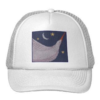 NIGHT BIRD TRUCKER HAT