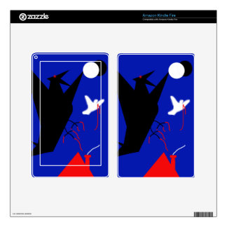 Night birds skins for kindle fire