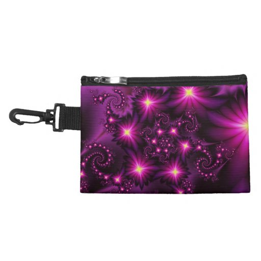 Night bloom accessory bags