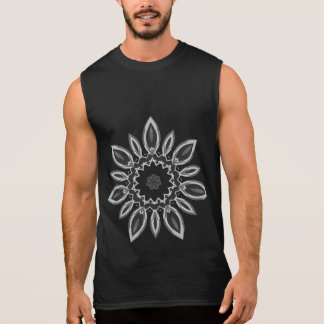 """Night Bloom"" Men's: choose other style/color Sleeveless Shirt"