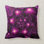 Night bloom pillow