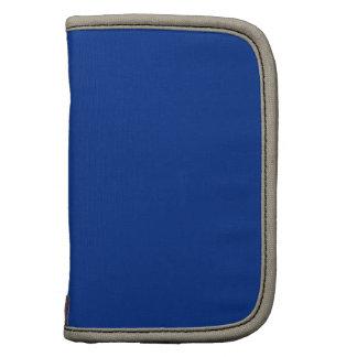 Night Blue Flannel Premium Color Design Folio Planners