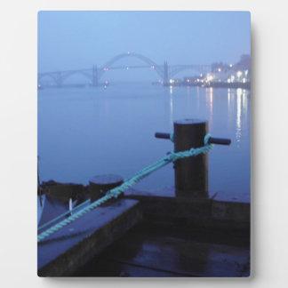 Night Bridge Plaque