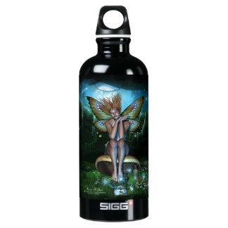 night butterfly SIGG traveler 0.6L water bottle