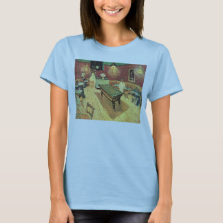 Night Cafe on Place Lamartine in Arles by van Gogh T-Shirt