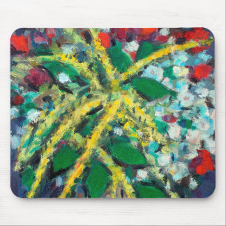 Night Call Mouse Pad