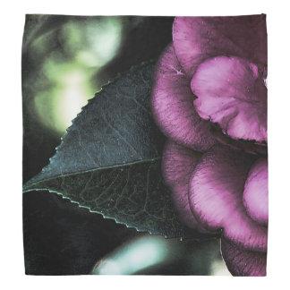 Night Camellia Bandana