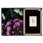 Night Camellia iPad Mini Cover