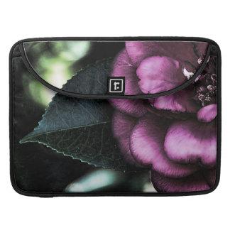 Night Camellia MacBook Pro Sleeve
