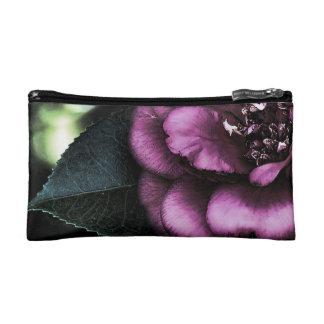Night Camellia Makeup Bag
