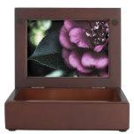 Night Camellia Memory Boxes