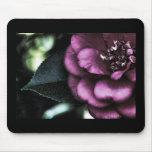 Night Camellia Mousepad