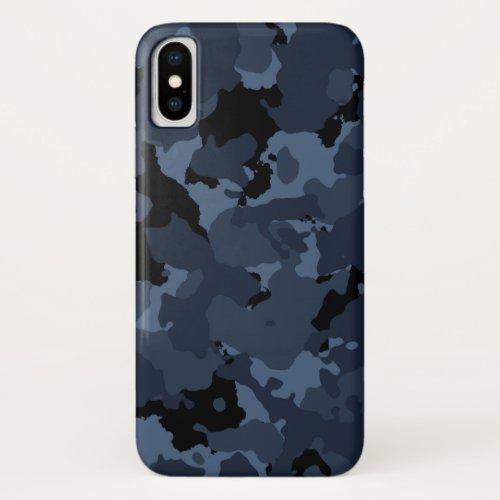 Night Camo Phone Case