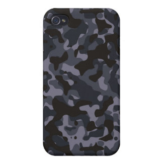 Night Camo iPhone 4 Covers