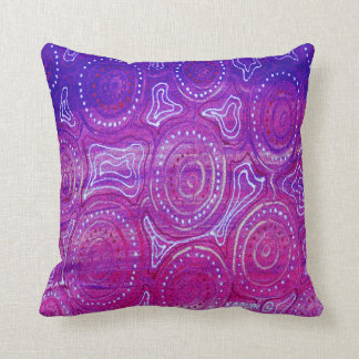 Night Camp Collection #1 Cushion Pillow