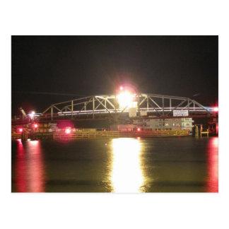 Night Chincoteague Postcard