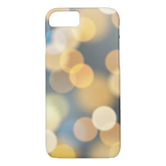 Night city blur illumination lights iPhone 8/7 case