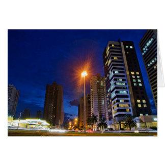 Night City Londrina Card