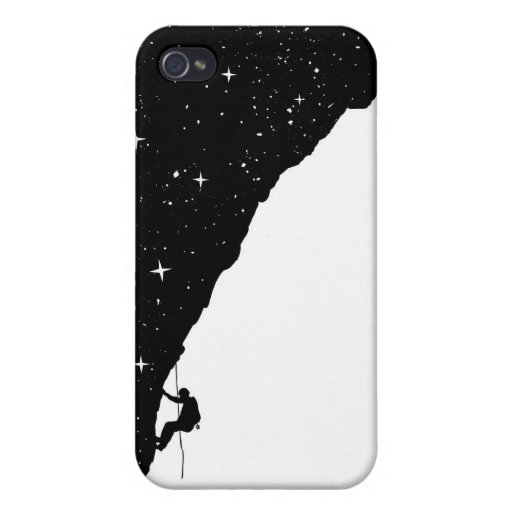 Night climbing covers for iPhone 4