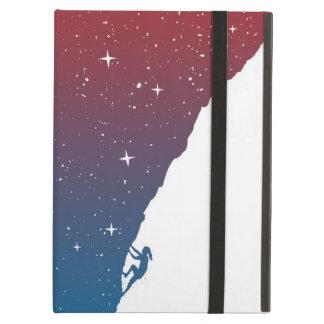 Night climbing II Cover For iPad Air