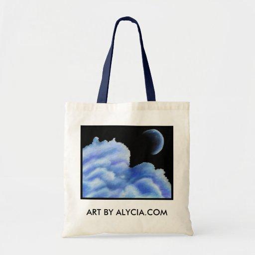 Night Clouds Bag