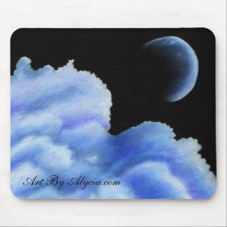 Night Clouds Mouse Pad