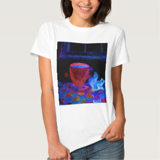 """Night Coffee""  CricketDiane Art & Design T-Shirt"