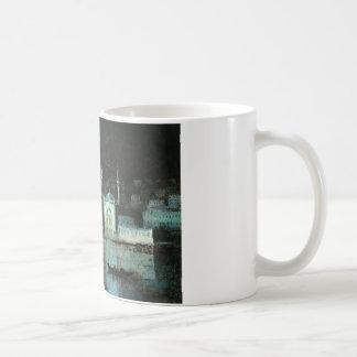 Night Constantinople by Ivan Aivazovsky Coffee Mug