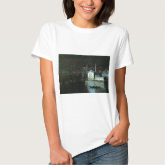 Night Constantinople by Ivan Aivazovsky T-Shirt
