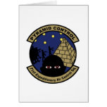 Night_Crew_Patch_copy Greeting Card