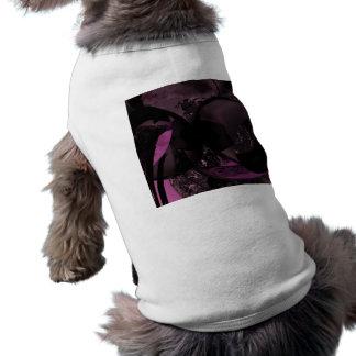 Night Crystal, Abstract Art Dog Shirt