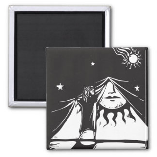 Night Curtain Magnet