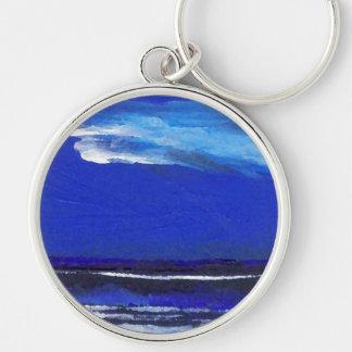 Night Dance  CricketDiane Ocean Art Keychain