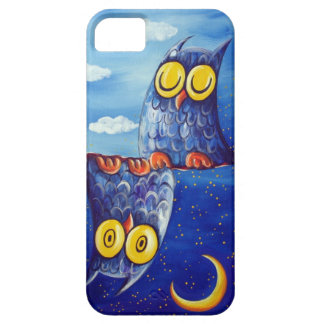 Night & Day Owls iPhone 5 Cover