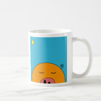 Night & Day - SPI ritual Pig Coffee Mugs
