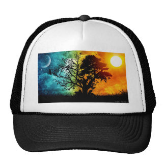 Night & Day Trucker Hat