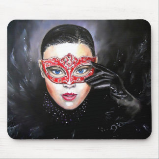 Night Desire Mouse Pad