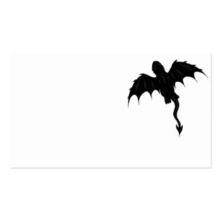 Night Dragon businesscards Business Card Templates