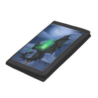 Night Dragon Trifold Wallet