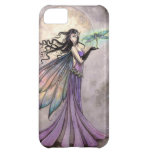 Night Dragonfly Fairy Fantasy Art Cover For iPhone 5C