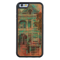 artsprojekt, night, dreams, for, missiondistrict, victorian, sfc, iphone6, [[missing key: type_carved_cas]] com design gráfico personalizado