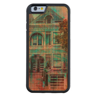 Night Dreams for a MissionDistrict Victorian sfc Carved® Cherry iPhone 6 Bumper Case