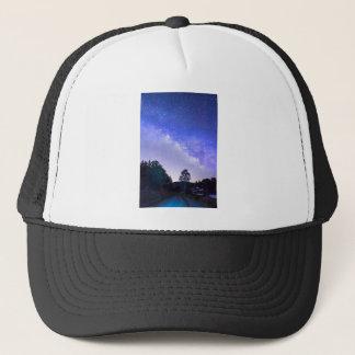 Night Driver Trucker Hat