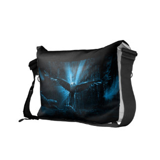 Night Eagle Courier Bag