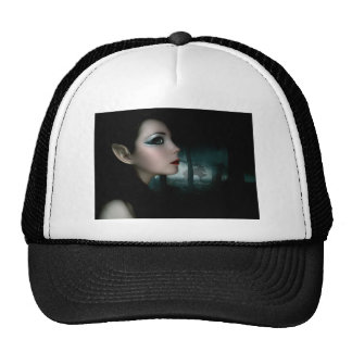 Night Elf Trucker Hat