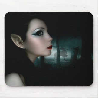Night Elf Mouse Pad