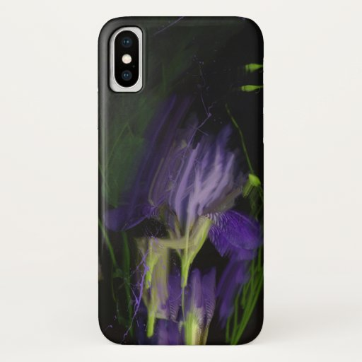 Night expression iPhone / iPad case