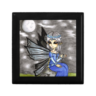 Night fairy keepsake box