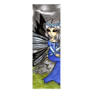 Night fairy mini business card